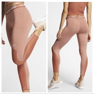 The Nike Pro Tight Fit tights/leggings